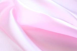 ピンクのシルクの背景イメージの写真素材 [FYI00030807]
