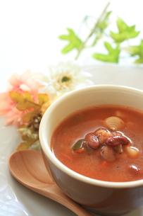 スープの写真素材 [FYI00030864]