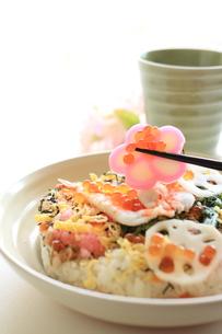 ちらし寿司の写真素材 [FYI00030906]