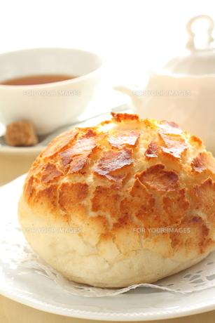 チーズパンの写真素材 [FYI00031345]