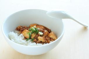 麻婆豆腐の写真素材 [FYI00031472]