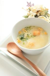 コーンスープの素材 [FYI00031545]