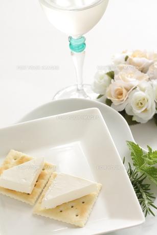 クリームチーズの写真素材 [FYI00031607]