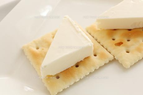 クリームチーズの写真素材 [FYI00031640]