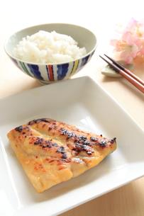 焼き魚の写真素材 [FYI00031863]