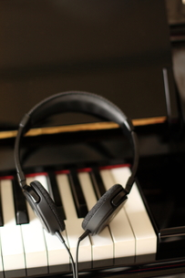 ピアノの写真素材 [FYI00031866]