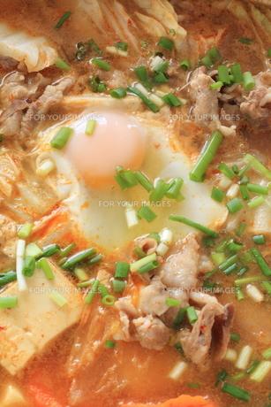 豆腐チゲの素材 [FYI00032062]