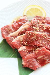 焼き肉の写真素材 [FYI00032358]