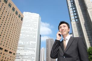 ビジネスマンの写真素材 [FYI00032769]