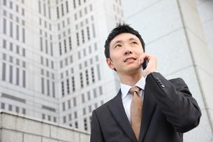 ビジネスマンの写真素材 [FYI00032773]