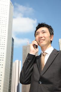 ビジネスマンの写真素材 [FYI00032776]