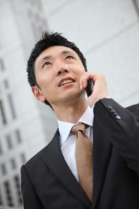 ビジネスマンの写真素材 [FYI00032804]