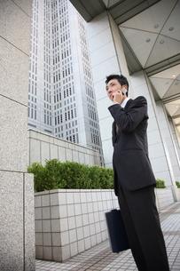 ビジネスマンの写真素材 [FYI00032812]