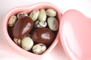 チョコレートの素材 [FYI00033131]