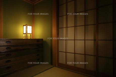 和室の写真素材 [FYI00033152]