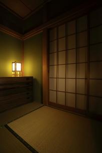 和室の写真素材 [FYI00033153]