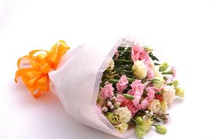花束の写真素材 [FYI00033408]