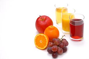 フルーツジュースの写真素材 [FYI00033667]