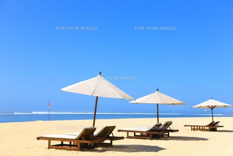 ヌサドゥアビーチの写真素材 [FYI00034090]