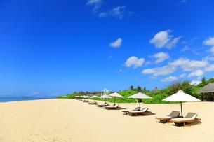 ヌサドゥアビーチの写真素材 [FYI00034093]