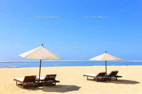 ヌサドゥアビーチの写真素材 [FYI00034095]