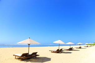 ヌサドゥアビーチの写真素材 [FYI00034098]