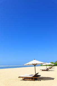 ヌサドゥアビーチの写真素材 [FYI00034100]