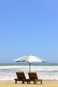 クタビーチの写真素材 [FYI00034102]