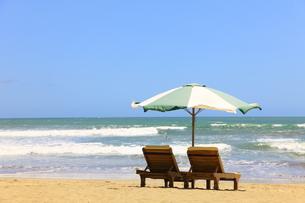 クタビーチの写真素材 [FYI00034106]