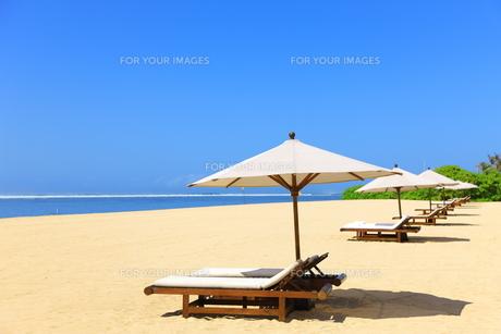 ヌサドゥアビーチの写真素材 [FYI00034107]