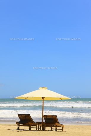 クタビーチの写真素材 [FYI00034108]