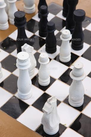 チェスの写真素材 [FYI00034110]