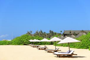 ヌサドゥアビーチの写真素材 [FYI00034114]