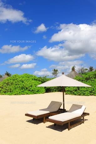 ヌサドゥアビーチの写真素材 [FYI00034115]