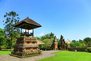 タマンアユン寺院の写真素材 [FYI00034123]
