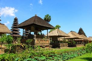 タマンアユン寺院の写真素材 [FYI00034125]