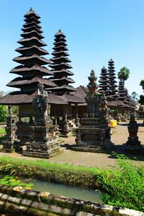 タマンアユン寺院の写真素材 [FYI00034133]