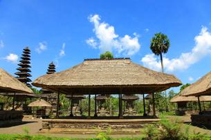 タマンアユン寺院の写真素材 [FYI00034139]