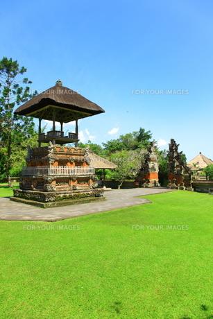 タマンアユン寺院の写真素材 [FYI00034140]