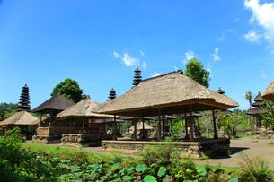 タマンアユン寺院の写真素材 [FYI00034141]