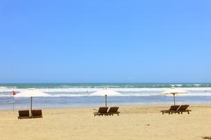 クタビーチの写真素材 [FYI00034147]