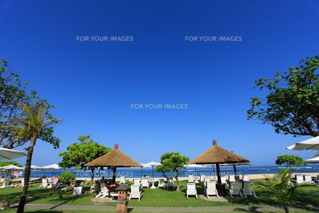 ヌサドゥアビーチの写真素材 [FYI00034148]