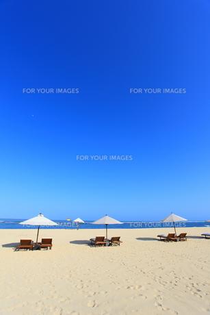 ヌサドゥアビーチの写真素材 [FYI00034162]