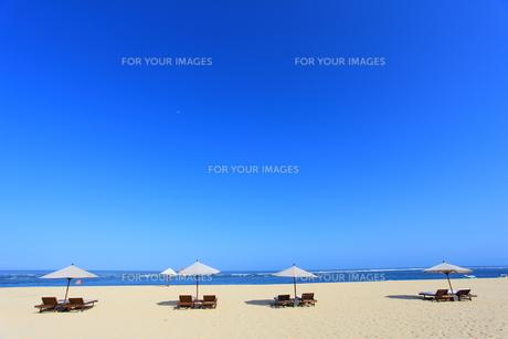 ヌサドゥアビーチの写真素材 [FYI00034163]