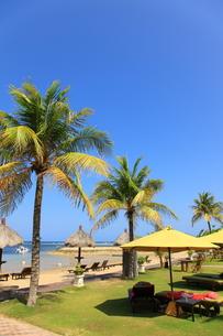 ヌサドゥアビーチの写真素材 [FYI00034168]
