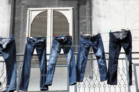 洗濯の写真素材 [FYI00034346]