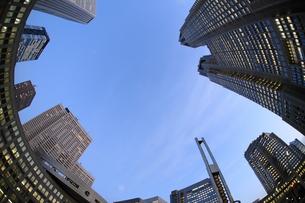 新宿高層ビルの写真素材 [FYI00034460]