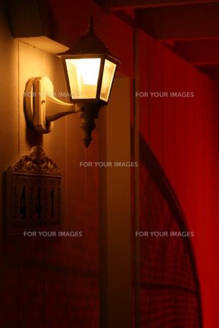 灯かりの写真素材 [FYI00034586]