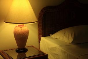ベッドルームの写真素材 [FYI00034608]
