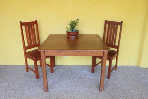 テーブルセットの写真素材 [FYI00034641]